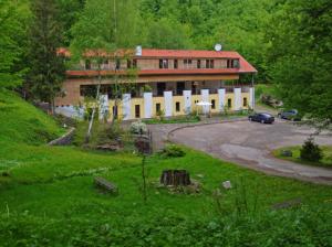 Šugovská dolina - Stredisko Šugov